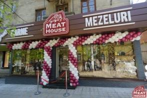Meat House a deschis un magazin-cafenea chiar in centrul orasului - VIDEO