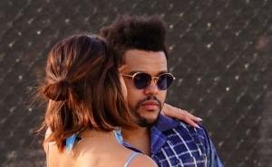 Selena Gomez si The Weeknd mai indragostiti ca niciodata! Ipostaze tandre cu cei doi - FOTO