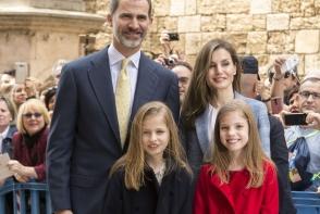 Familia Regala perfecta. Cat de frumoase sunt printesele Spaniei - FOTO