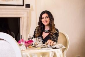 Jasmin Shor, greseala de stil? A vrut sa imbrace ceva traditional moldovenesc, insa la final a aratat ASA - FOTO
