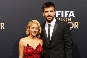 Fanii s-au topit cand au vazut aceasta dovada de iubire!  Shakira si Pique se iubesc la nebunie - FOTO