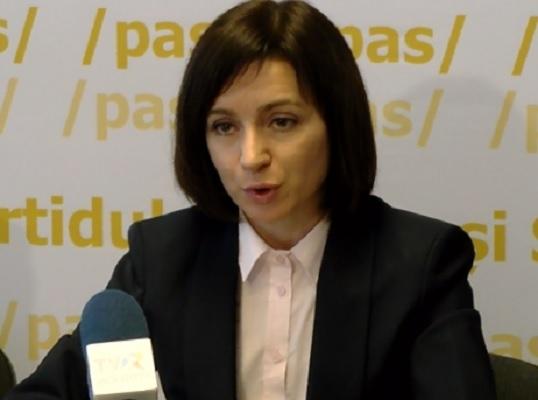 """Maia Sandu, despre schimbarea sistemului electoral: """"Democratii si socialistii au o intelegere intre ei. Dodon se comporta cu Plahotniuc ca cu un ou de Pasti, se teme sa nu-l strice"""" - VIDEO"""