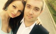 Democratul Sergiu Sirbu, mandru de familia sa. Vezi cat de dulce a pozat sotia acestuia impreuna cu fiica lor - FOTO