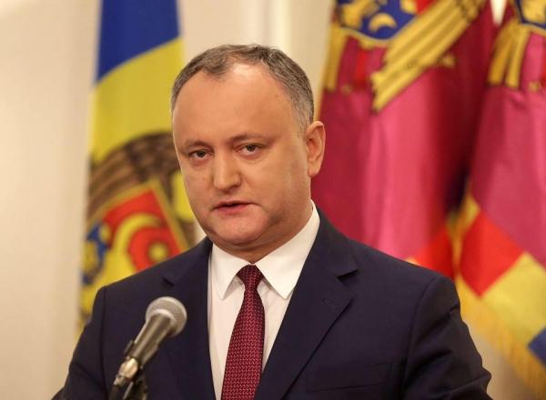 """De ce seful statului Igor Dodon nu a decretat stare de urgenta: """"Am discutat cu guvernul si cu alte institutii de stat, toate serviciile sunt in alerta"""" - VIDEO"""