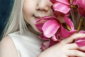Rusoaica de 8 ani pe care o vor toate agentiile de modeling. Cum arata copila - FOTO
