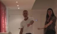 Gianluca Vacchi si partenera lui, video incendiar alaturi de interpretul melodiei