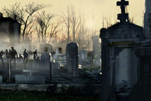 Ingrozitor! Fenomene paranormale in cimitirile din Cambridge
