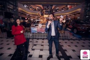 Shopping MallDova si-a rasplatit cei mai fideli vizitatori
