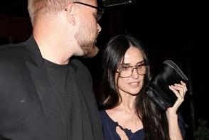 Demi Moore, cu sanul la vedere! Celebra actrita a avut parte de un moment neasteptat - FOTO