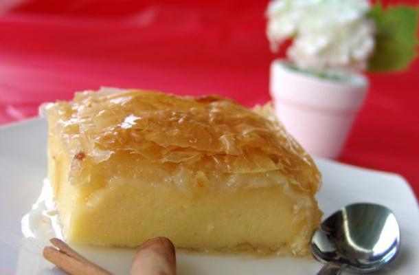 Cum sa prepari cea mai delicioasa placinta greceasca