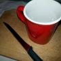 Cea mai simpla metoda ca sa ascuti cutitele! Ai nevoie doar de o cana de cafea
