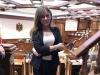 A lansat o carte, iar acum se apuca de politica? Tatiana Spinu, surprinsa in Parlamentul RM - FOTO