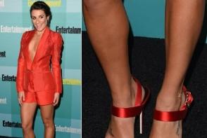 De ce isi chinuie divele picioarele in pantofi prea mari pentru ele. Adevaratul motiv pentru care se incalta asa - FOTO