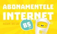 Cu 85 de lei, TOT Internetul din lume este al tau!