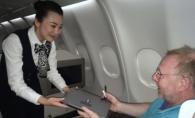 O alta inovatie de la Turkish Airlines pentru zborurile sale catre SUA si Marea Britanie.