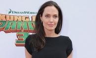 Mai slaba si mai trista? Cum a fost surprinsa Angelina Jolie, la ultima aparitie publica - FOTO