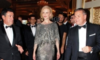 Nicole Kidman, aparitie sclipitoare. Actrita a purtat o rochie de tip transformer in Turcia - FOTO