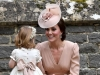 Printesa Charlotte, aparitie adorabila la nunta matusii ei, Pippa Middleton. Cat de mare s-a facut si cu cine seamana - FOTO