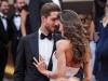 Cuplul care a furat toate atentia la Cannes! El e un fotbalist celebru, ea de o frumusete rapitoare - FOTO