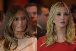 Melania si Ivanka Trump si-au asortat tinutele la intalnirea cu Papa Francisc. Cum s-au prezentat la Vatican - FOTO
