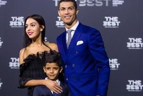 Cristiano Ronaldo, din nou tata? Cum a aparut fotbalistul alaturi de iubita sa - FOTO