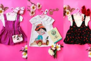 De astazi Florence Style are hainute pentru micutele fashioniste! Rochite superbe cu povesti, pentru fetite - FOTO
