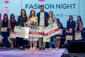 Wonder Fashion Night by Oriflame - mai motivant ca oricand!