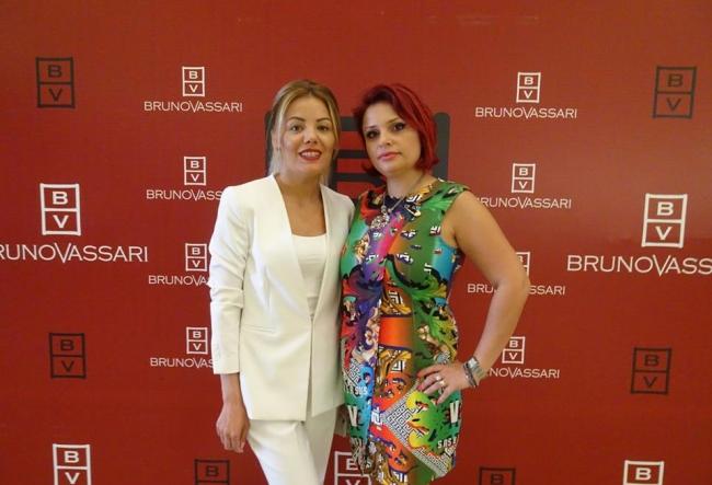 Ana Platonov si echipa Daria Room au lansat produsele Bruno Vassari in Moldova, in cadrul unui eveniment grandios. Vezi ce provocare au primit Aura si Katy Rain - VIDEO