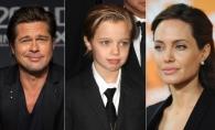 Fiica lui Brad Pitt si Angelina Jolie s-a transformat intr-un baiat! Shiloh nu seamana deloc cu mama ei - FOTO