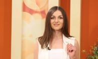 Fashion bloggerita de la noi, Sofia Palade, facuta praf la o emisiune de stil din Romania.