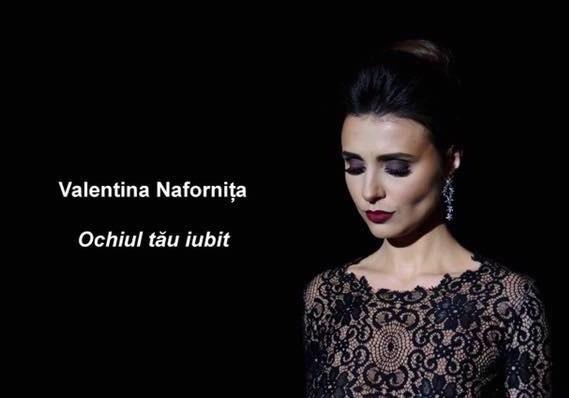 Chiar de ziua ei, Valentina Nafornita si-a lansat primul videoclip din cariera