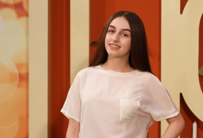 Nelly Ciobanu i-a fost profesoara de canto timp de 6 ani. Asculta vocea tinerei interprete Lavinia Rusu - VIDEO