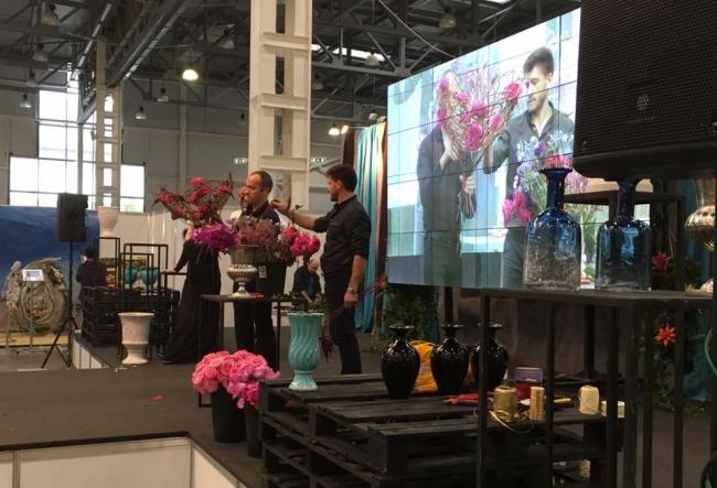 Ion Rotaru spune care sunt tendintele in materie de decor floral in acest sezon - VIDEO