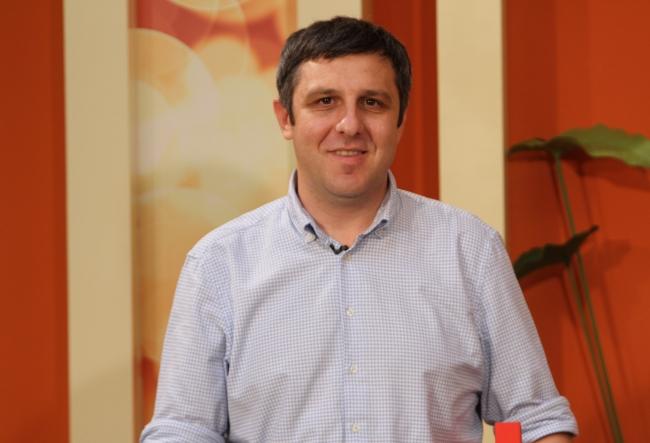 """Bloggerul Andrei Cibotaru: """"Avem traditii in vinificatie si facem vinuri bune, dar nu facem cele mai bune vinuri din lume"""" - VIDEO"""