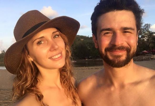 Pasha Parfeny si Iuliana Scutaru isi sarbatoresc astazi nunta. Vezi primele imagini de la eveniment - VIDEO