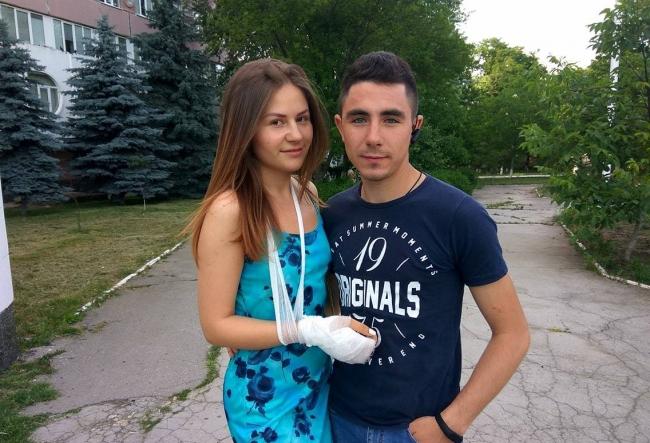 In vizita la Tatiana Spinu. Cum se simte interpreta in spital - VIDEO