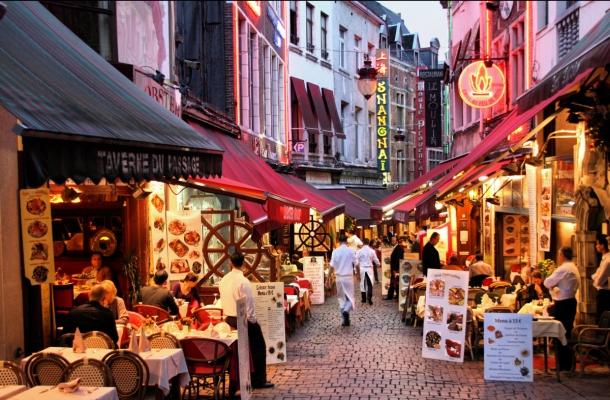 Top 10 orase turistice cu cea mai scumpa mancare