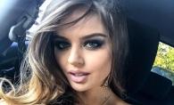 Anastasia Fotachi, sexy in vacanta! Vezi unde se odihneste frumoasa moldoveanca - FOTO