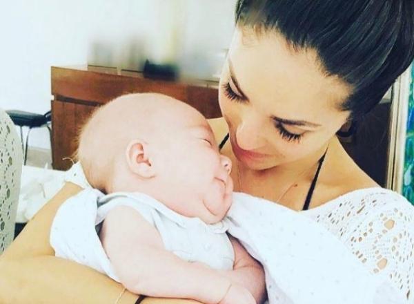 Anahi, in cea mai emotionanta ipostaza! Ea si fiul de cinci luni fac furori pe Instagram! - FOTO