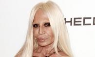 Sta ore in sir la sala de sport, dar criticii au desfiintat-o. Cum a aparut Donatella Versace in public, la 62 de ani - FOTO