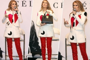 Mai stilata si mai indrazneata! Celine Dion este noua fashionista de la Hollywood - FOTO