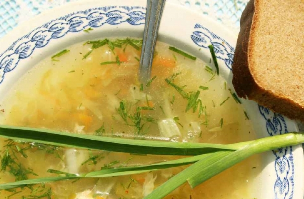 Supa miraculoasa care te ajuta sa scapi de kilogramele in exces, in doar o saptamana. Cum o prepari