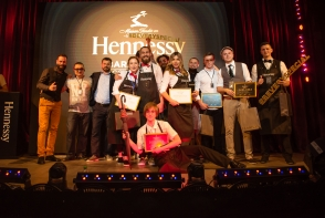 Hennessy a organizat in premiera, competitia nationala de barmani. Iata cine au fost desemnati cei mai buni din tara - VIDEO