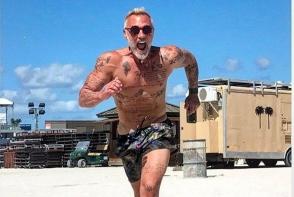 Gianluca Vaccchi a facut senzatie pe un yacht de lux! Vezi in ce ipostaza incendiara a pozat - FOTO