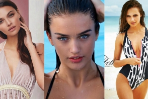 Moldovencele noastre, care au cucerit lumea cu frumusetea lor! Fotomodele de la noi, celebre in lumea modelingului - FOTO