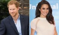 Iubita Printului Harry, fara sutien si-n fusta mini! Oare ce zice Regina - FOTO