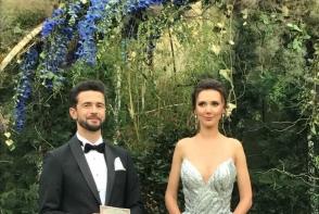 Pasha Parfeni impreuna cu sotia, clipe de vis in luna de miere. Vezi unde au ales sa calatoreasca - FOTO