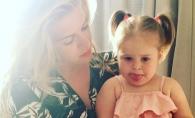 Fetita Karizmei a ajuns de 3 ori la spital. Ce s-a intamplat cu micuta - FOTO