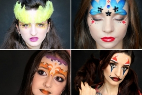 Transforma simplul machiaj in arta. Afla mai multe despre machiajul artistic de la vloggerita si makeup artista Elena Borta - FOTO