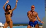 Gianluca Vacchi s-a despartit de iubita? Cine va fi noua partenera de dans? - VIDEO